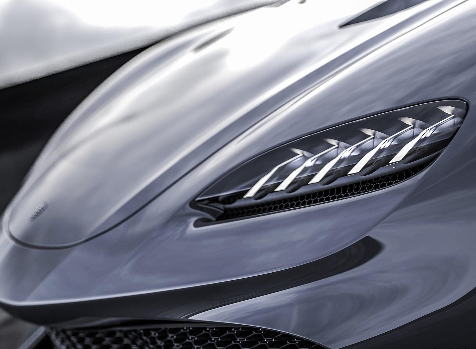 2021 Koenigsegg Gemera Headlight Wallpapers #37 of 45