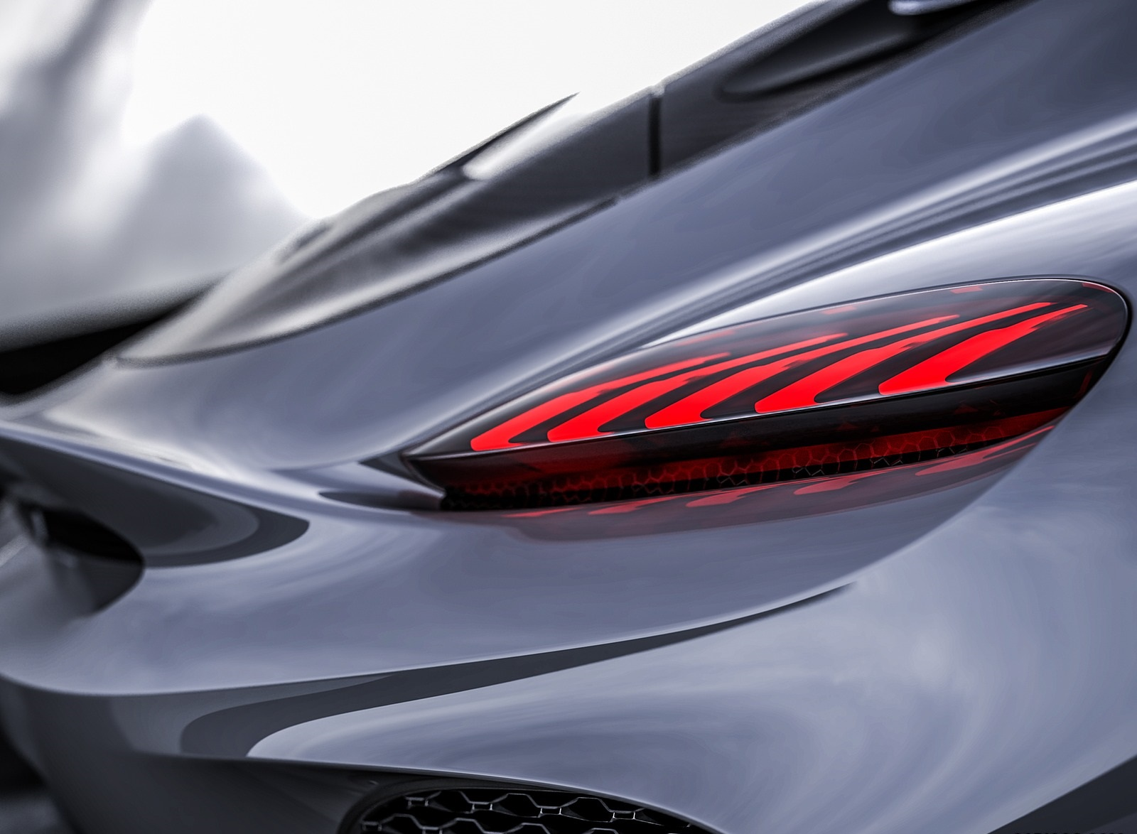 2021 Koenigsegg Gemera Tail Light Wallpapers #38 of 45
