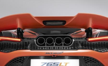 2021 McLaren 765LT Exhaust Wallpapers 450x275 (25)