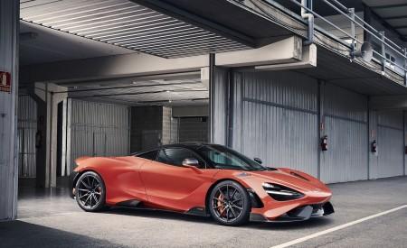 2021 McLaren 765LT Front Three-Quarter Wallpapers 450x275 (15)