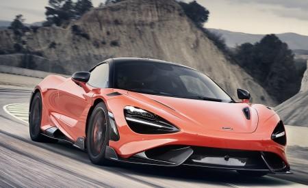 2021 McLaren 765LT Front Three-Quarter Wallpapers 450x275 (3)