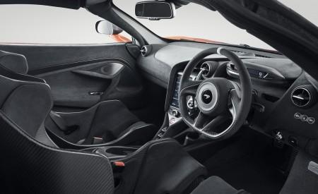 2021 McLaren 765LT Interior Wallpapers 450x275 (32)