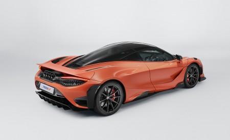 2021 McLaren 765LT Rear Three-Quarter Wallpapers 450x275 (18)