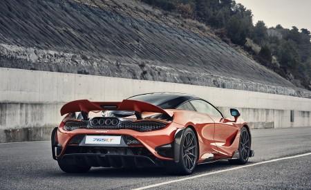 2021 McLaren 765LT Rear Three-Quarter Wallpapers 450x275 (14)