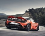 2021 McLaren 765LT Rear Three-Quarter Wallpapers 150x120 (6)