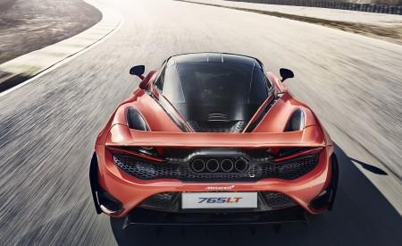 2021 McLaren 765LT Rear Wallpapers 450x275 (7)