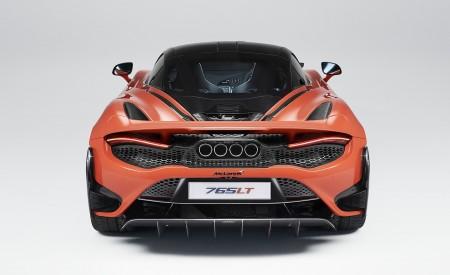 2021 McLaren 765LT Rear Wallpapers 450x275 (19)