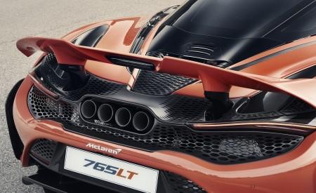 2021 McLaren 765LT Spoiler Wallpapers 450x275 (23)