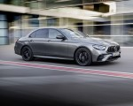 2021 Mercedes-AMG E 53 4MATIC+ Night Package (Color: Selenite Grey Metallic) Front Three-Quarter Wallpapers 150x120 (2)