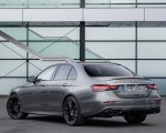 2021 Mercedes-AMG E 53 4MATIC+ Night Package (Color: Selenite Grey Metallic) Rear Three-Quarter Wallpapers 150x120 (12)