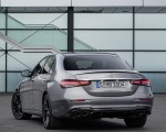 2021 Mercedes-AMG E 53 4MATIC+ Night Package (Color: Selenite Grey Metallic) Rear Three-Quarter Wallpapers 150x120 (11)
