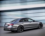 2021 Mercedes-AMG E 53 4MATIC+ Night Package (Color: Selenite Grey Metallic) Rear Three-Quarter Wallpapers 150x120 (4)