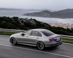 2021 Mercedes-AMG E 53 4MATIC+ Night Package (Color: Selenite Grey Metallic) Rear Three-Quarter Wallpapers 150x120 (5)