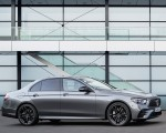 2021 Mercedes-AMG E 53 4MATIC+ Night Package (Color: Selenite Grey Metallic) Side Wallpapers 150x120 (13)