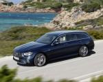 2021 Mercedes-AMG E 53 Estate 4MATIC+ T-Model (Color: Cavansite Blue Metallic) Front Three-Quarter Wallpapers 150x120 (4)