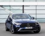 2021 Mercedes-AMG E 53 Estate 4MATIC+ T-Model (Color: Cavansite Blue Metallic) Front Wallpapers 150x120 (8)