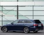 2021 Mercedes-AMG E 53 Estate 4MATIC+ T-Model (Color: Cavansite Blue Metallic) Rear Three-Quarter Wallpapers 150x120 (9)