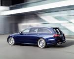 2021 Mercedes-AMG E 53 Estate 4MATIC+ T-Model (Color: Cavansite Blue Metallic) Rear Three-Quarter Wallpapers 150x120 (5)
