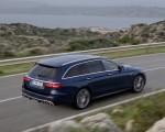 2021 Mercedes-AMG E 53 Estate 4MATIC+ T-Model (Color: Cavansite Blue Metallic) Rear Three-Quarter Wallpapers 150x120 (6)