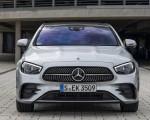 2021 Mercedes-Benz E 350 (Color: Hightech silver) Front Wallpapers 150x120 (10)
