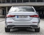 2021 Mercedes-Benz E 350 (Color: Hightech silver) Rear Wallpapers 150x120 (13)