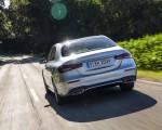 2021 Mercedes-Benz E 350 (Color: Hightech silver) Rear Wallpapers 150x120 (5)