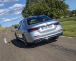 2021 Mercedes-Benz E 350 (Color: Hightech silver) Rear Wallpapers 150x120 (6)