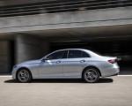 2021 Mercedes-Benz E 350 (Color: Hightech silver) Side Wallpapers 150x120 (8)