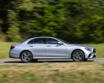 2021 Mercedes-Benz E 350 (Color: Hightech silver) Side Wallpapers 150x120 (7)