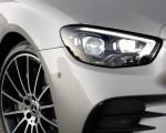 2021 Mercedes-Benz E-Class AMG line (Color: Mojave Silver Metallic) Headlight Wallpapers 150x120 (28)