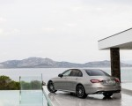 2021 Mercedes-Benz E-Class AMG line (Color: Mojave Silver Metallic) Rear Three-Quarter Wallpapers 150x120 (46)