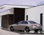 2021 Mercedes-Benz E-Class AMG line (Color: Mojave Silver Metallic) Rear Three-Quarter Wallpapers 150x120 (45)