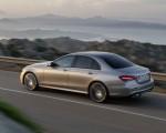 2021 Mercedes-Benz E-Class AMG line (Color: Mojave Silver Metallic) Rear Three-Quarter Wallpapers 150x120 (36)