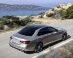 2021 Mercedes-Benz E-Class AMG line (Color: Mojave Silver Metallic) Rear Three-Quarter Wallpapers 150x120 (35)