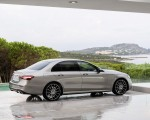 2021 Mercedes-Benz E-Class AMG line (Color: Mojave Silver Metallic) Side Wallpapers 150x120 (48)