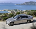 2021 Mercedes-Benz E-Class AMG line (Color: Mojave Silver Metallic) Side Wallpapers 150x120 (32)