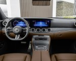 2021 Mercedes-Benz E-Class AMG line Interior Cockpit Wallpapers 150x120 (30)