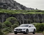 2021 Mercedes-Benz E-Class All-Terrain Line Avantgarde (Color: Designo Diamond White Bright) Front Three-Quarter Wallpapers 150x120 (19)
