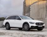 2021 Mercedes-Benz E-Class All-Terrain Line Avantgarde (Color: Designo Diamond White Bright) Front Three-Quarter Wallpapers 150x120 (26)