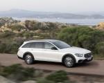 2021 Mercedes-Benz E-Class All-Terrain Line Avantgarde (Color: Designo Diamond White Bright) Front Three-Quarter Wallpapers 150x120 (12)