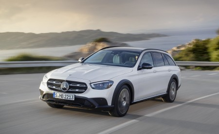 2021 Mercedes-Benz E-Class All-Terrain Wallpapers HD