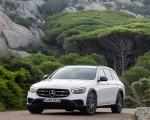 2021 Mercedes-Benz E-Class All-Terrain Line Avantgarde (Color: Designo Diamond White Bright) Front Three-Quarter Wallpapers 150x120 (13)