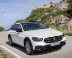 2021 Mercedes-Benz E-Class All-Terrain Line Avantgarde (Color: Designo Diamond White Bright) Front Three-Quarter Wallpapers 150x120 (6)