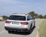 2021 Mercedes-Benz E-Class All-Terrain Line Avantgarde (Color: Designo Diamond White Bright) Rear Wallpapers 150x120 (9)