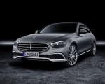 2021 Mercedes-Benz E-Class (Color: Selenit Grey Magno) Front Three-Quarter Wallpapers 150x120 (32)