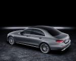 2021 Mercedes-Benz E-Class (Color: Selenit Grey Magno) Rear Three-Quarter Wallpapers 150x120 (35)