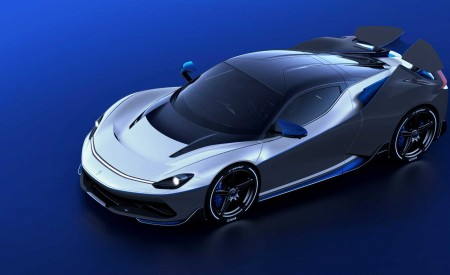 2021 Pininfarina Battista Anniversario Wallpapers HD
