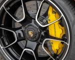 2021 Porsche 911 Turbo S Cabrio (Color: Lava Orange) Brakes Wallpapers 150x120 (16)