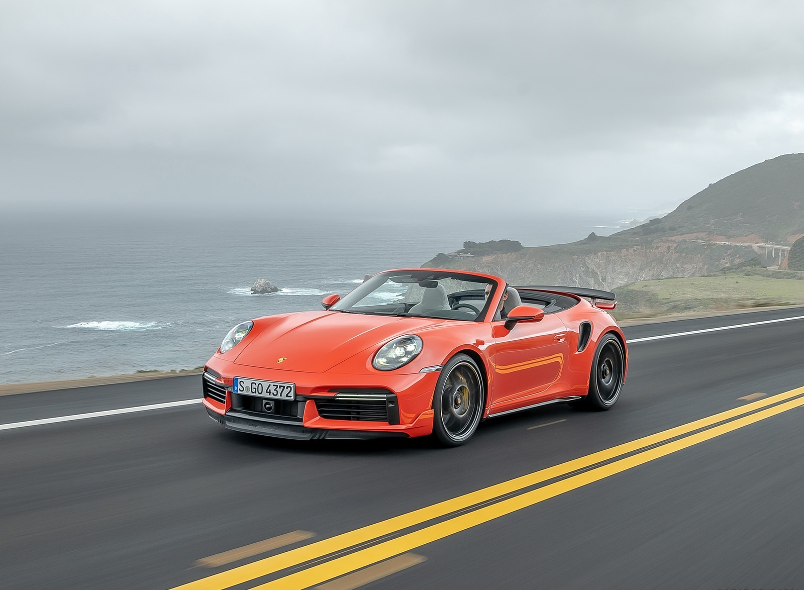 2021 Porsche 911 Turbo S Cabriolet Wallpapers 99 Hd Images Newcarcars
