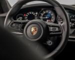 2021 Porsche 911 Turbo S Cabrio (Color: Lava Orange) Interior Steering Wheel Wallpapers 150x120 (17)
